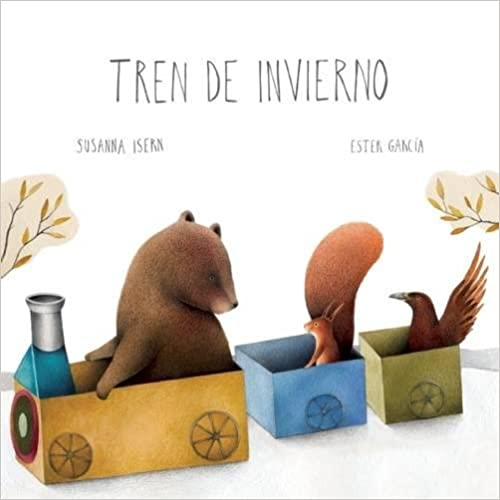 Tren de Invierno-Booklandia-bilingual-spanish-childrens-books