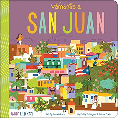 Vámonos: San Juan-Booklandia-bilingual-spanish-childrens-books