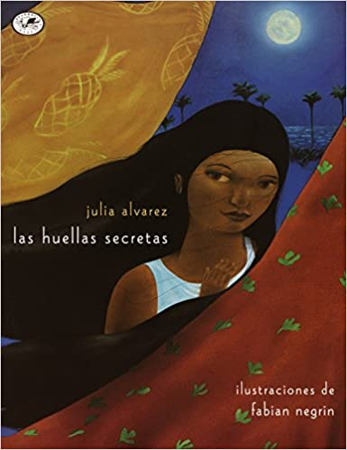 Las Huellas secretas-Booklandia-bilingual-spanish-childrens-books