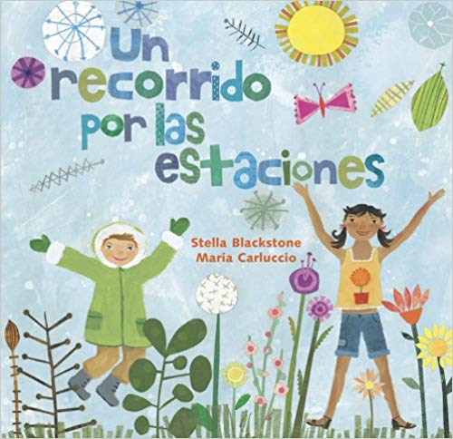 Un Recorrido Por Las Estaciones-Booklandia-bilingual-spanish-childrens-books
