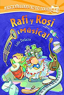 Rafi y Rosi ¡Música!-Booklandia-bilingual-spanish-childrens-books