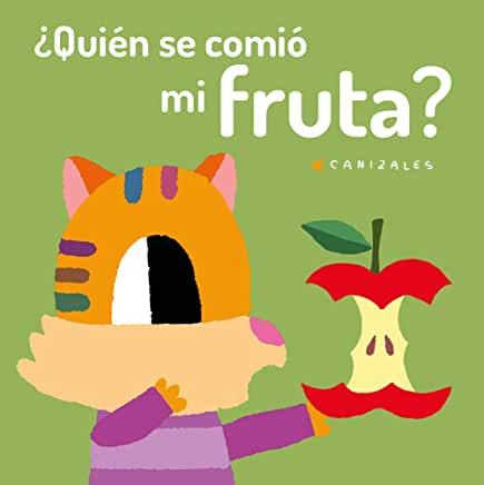¿Quién se Comió mi Fruta?-Booklandia-bilingual-spanish-childrens-books