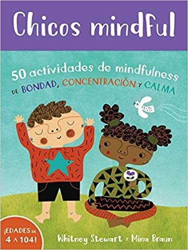 Chicos Mindful 50 actividades de mindfulness-Booklandia-bilingual-spanish-childrens-books