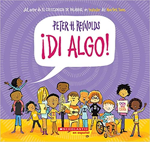¡Di Algo!-Booklandia-bilingual-spanish-childrens-books