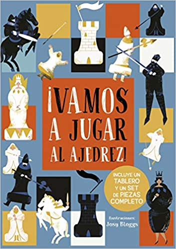¡Vamos a jugar al ajedrez!-Booklandia-bilingual-spanish-childrens-books