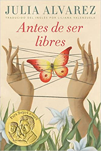 Antes de Ser Libres (Before We Were Free Spanish Edition)-Booklandia-bilingual-spanish-childrens-books