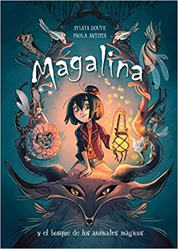 Magalina y el Bosque de los Animales Mågicos-Booklandia-bilingual-spanish-childrens-books