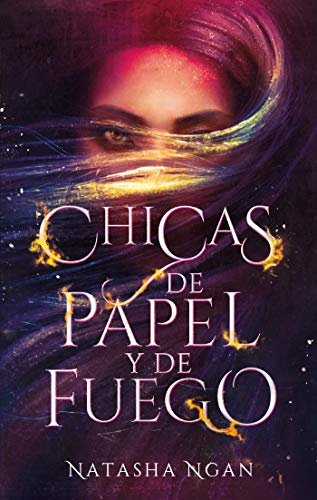 Chicas de Papel y de Fuego = Girls of Paper and Fire-Booklandia-bilingual-spanish-childrens-books