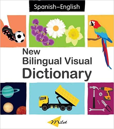 New Bilingual Visual Dictionary (English-Spanish)-Booklandia-bilingual-spanish-childrens-books