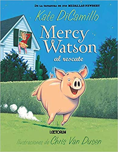 Mercy Watson al rescate # 1-Booklandia-bilingual-spanish-childrens-books