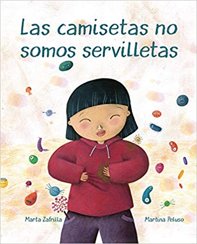 Las Camisetas No Somos Servilletas-Booklandia-bilingual-spanish-childrens-books