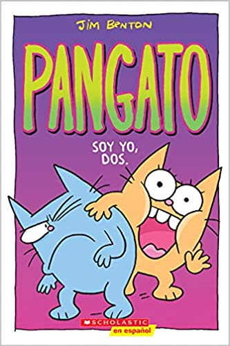 Pangato Soy Yo, Dos-Booklandia-bilingual-spanish-childrens-books