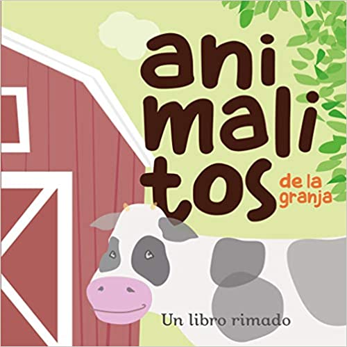 Animalitos de la Granja (1) / Little Farm Animals. Book 1-Booklandia-bilingual-spanish-childrens-books