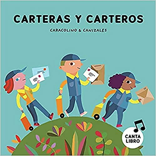 Carteras y Carteros-Booklandia-bilingual-spanish-childrens-books