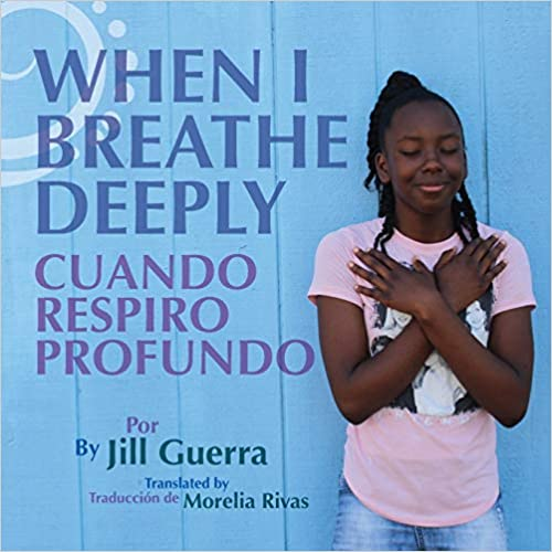 When I Breathe Deeply/Cuando respiro profundo (paperback)-Booklandia-bilingual-spanish-childrens-books
