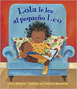 Lola le lee al pequeño Leo-Booklandia-bilingual-spanish-childrens-books