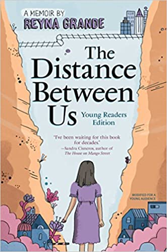 The Distance Between Us: Young Readers Edition (Reprint)-Booklandia-bilingual-spanish-childrens-books