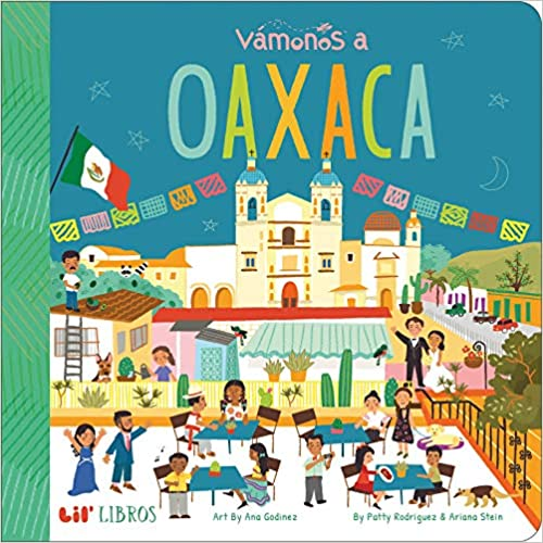 Vámonos a Oaxaca-Booklandia-bilingual-spanish-childrens-books