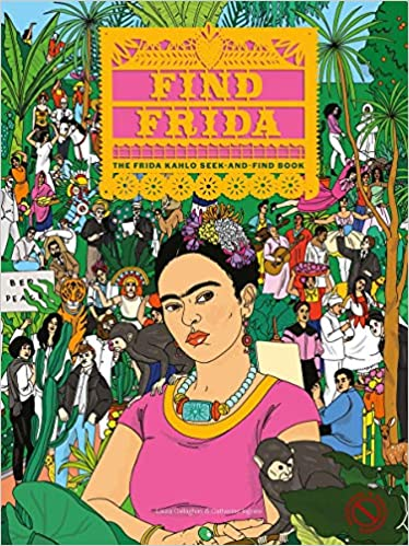 Find Frida-Booklandia-bilingual-spanish-childrens-books