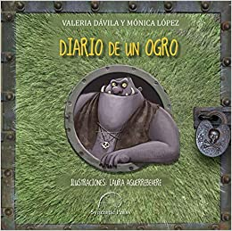 Diario de un ogro-Booklandia-bilingual-spanish-childrens-books