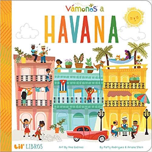 Vámonos a Havana-Booklandia-bilingual-spanish-childrens-books