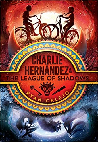 Charlie Hernández & the League of Shadows, Volume 1 ( Charlie Hernández #1 )-Booklandia-bilingual-spanish-childrens-books