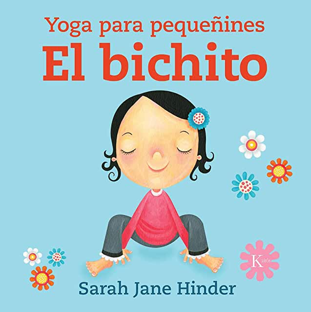 El bichito: Yoga para pequeñines-Booklandia-bilingual-spanish-childrens-books