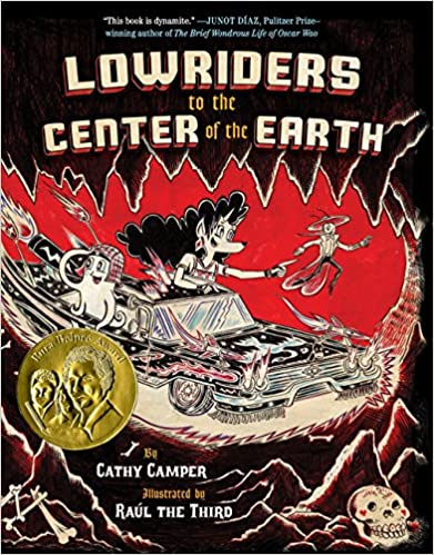 Lowriders to the Center of the Earth-Booklandia-bilingual-spanish-childrens-books