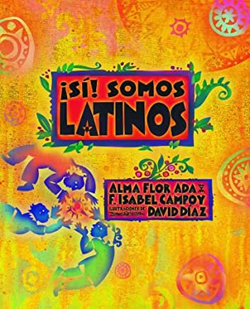 ¡Sí! Somos latinos-Booklandia-bilingual-spanish-childrens-books