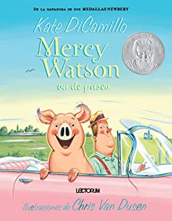 Mercy Watson va de paseo # 2-Booklandia-bilingual-spanish-childrens-books