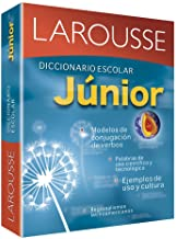 Larousse Diccionario Escolar Junior-Booklandia-bilingual-spanish-childrens-books