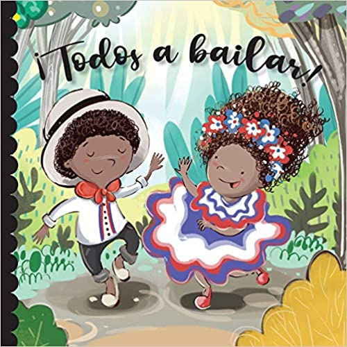 ¡Todos a bailar!-Booklandia-bilingual-spanish-childrens-books
