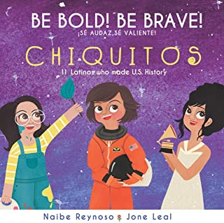 Be Bold! Be Brave! Chiquitos-Booklandia-bilingual-spanish-childrens-books