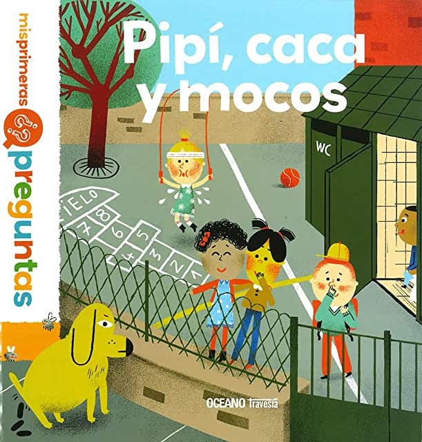 Pipí, caca y mocos-Booklandia-bilingual-spanish-childrens-books