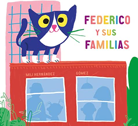 Federico y Sus Familias-Booklandia-bilingual-spanish-childrens-books
