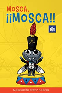 Mosca, ¡¡Mosca!!-Booklandia-bilingual-spanish-childrens-books