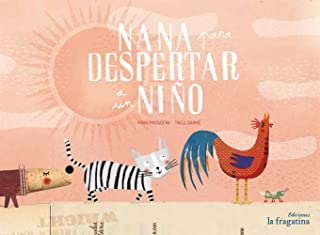 Nana para despertar a un niño-Booklandia-bilingual-spanish-childrens-books