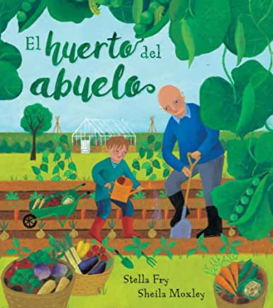 El Huerto del Abuelo-Booklandia-bilingual-spanish-childrens-books