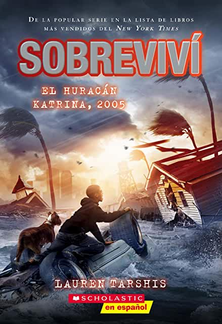 Sobreviví el Huracán Katrina, 2005-Booklandia-bilingual-spanish-childrens-books