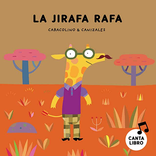 La Jirafa Rafa-Booklandia-bilingual-spanish-childrens-books
