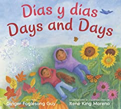 Días y días/Days and Days-Booklandia-bilingual-spanish-childrens-books
