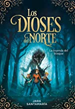Los Dioses del Norte: La Leyenda del Bosque-Booklandia-bilingual-spanish-childrens-books