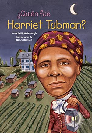 ¿Quién fue Harriet Tubman?-Booklandia-bilingual-spanish-childrens-books