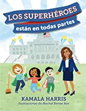Los superhéroes están en todas partes-Booklandia-bilingual-spanish-childrens-books