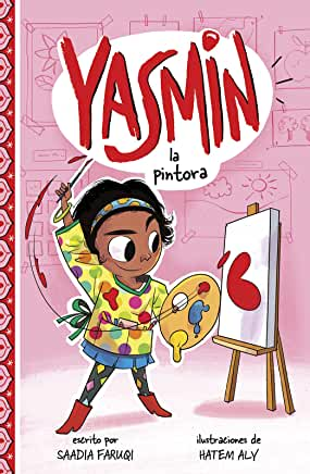 Yasmin la Pintora-Booklandia-bilingual-spanish-childrens-books