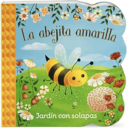 La abejita amarilla-Booklandia-bilingual-spanish-childrens-books