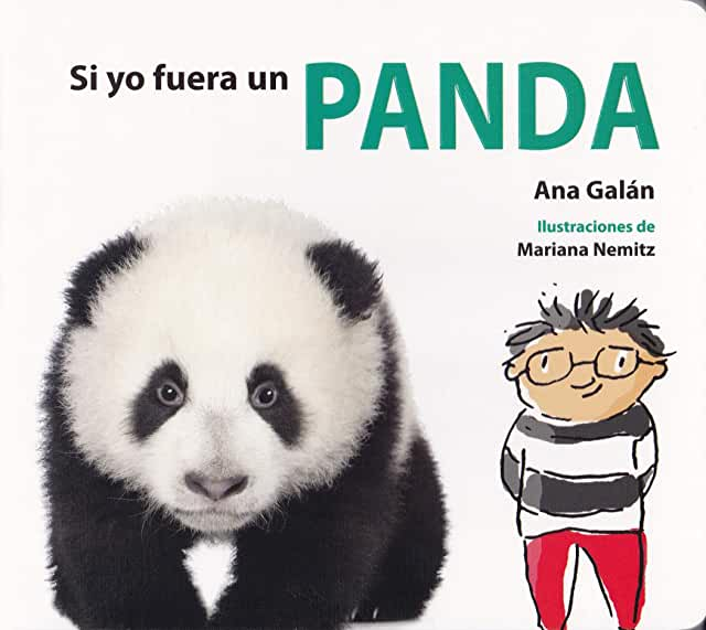 Si yo Fuera un Panda-Booklandia-bilingual-spanish-childrens-books
