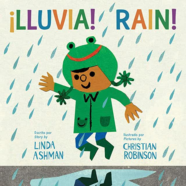 ¡Lluvia! Rain!-Booklandia-bilingual-spanish-childrens-books