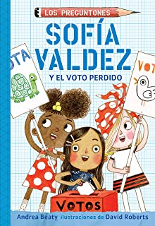 Sofia Valdez y el voto perdido-Booklandia-bilingual-spanish-childrens-books
