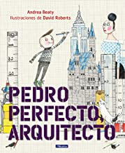 Pedro Perfecto, Arquitecto-Booklandia-bilingual-spanish-childrens-books